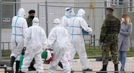 U Srbiji 11 umrlih, 2.181 novozaraženi
