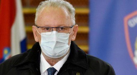 """Božinović: """"Policija će biti puno striktnija"""""""
