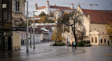 Slovačka pokrenula drugi krug nacionalnog testiranja