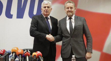 Izetbegović, Čović i Komšić čestitali Bidenu