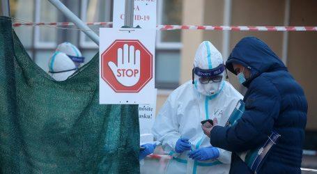 U Hrvatskoj 56 umrlih, 3.603 novozaražena, evo stanja po županijama