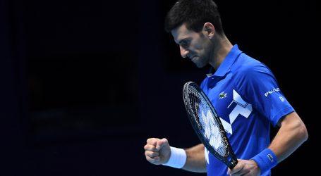 ATP finale: Đoković posljednji polufinalist