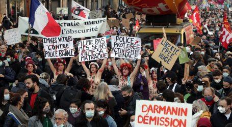 Francuska vlada odustala od spornog zakona o sigurnosti