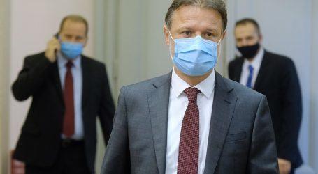 Jandroković branio izbacivanje zastupnika Mosta iz sabornice