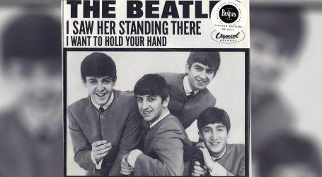 'I Want To Hold Your Hand' – singl koji je beatlemaniju doveo i do Amerike