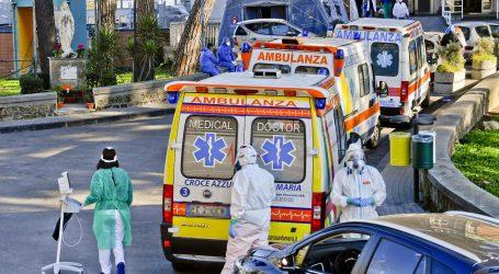 U Italiji najviše novozaraženih od početka pandemije