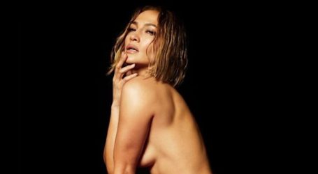 "Potpuno gola Jennifer Lopez na naslovnici novog singla ""In The Morning"""