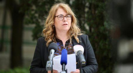 Željka Karin: Situacija zabrinjavajuća, u KBC-u Split popunjeno više od pola kreveta