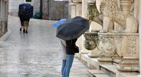 DHMZ: Oblačno, rosulja i kiša