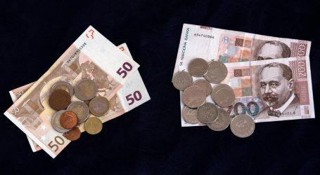 Vlada objavila prijedlog Nacionalnog plana zamjene kune eurom