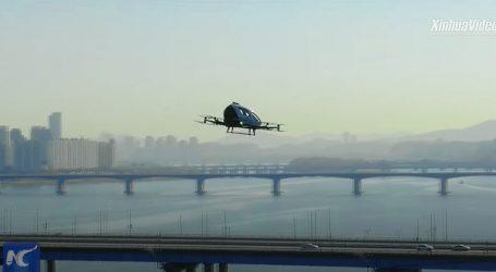 Južna Koreja: Leteći taxi uspješno prošao novu seriju probnih letova