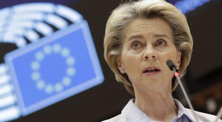 Von der Leyen: Covid19 prošlog tjedna vodeći uzrok smrti u EU