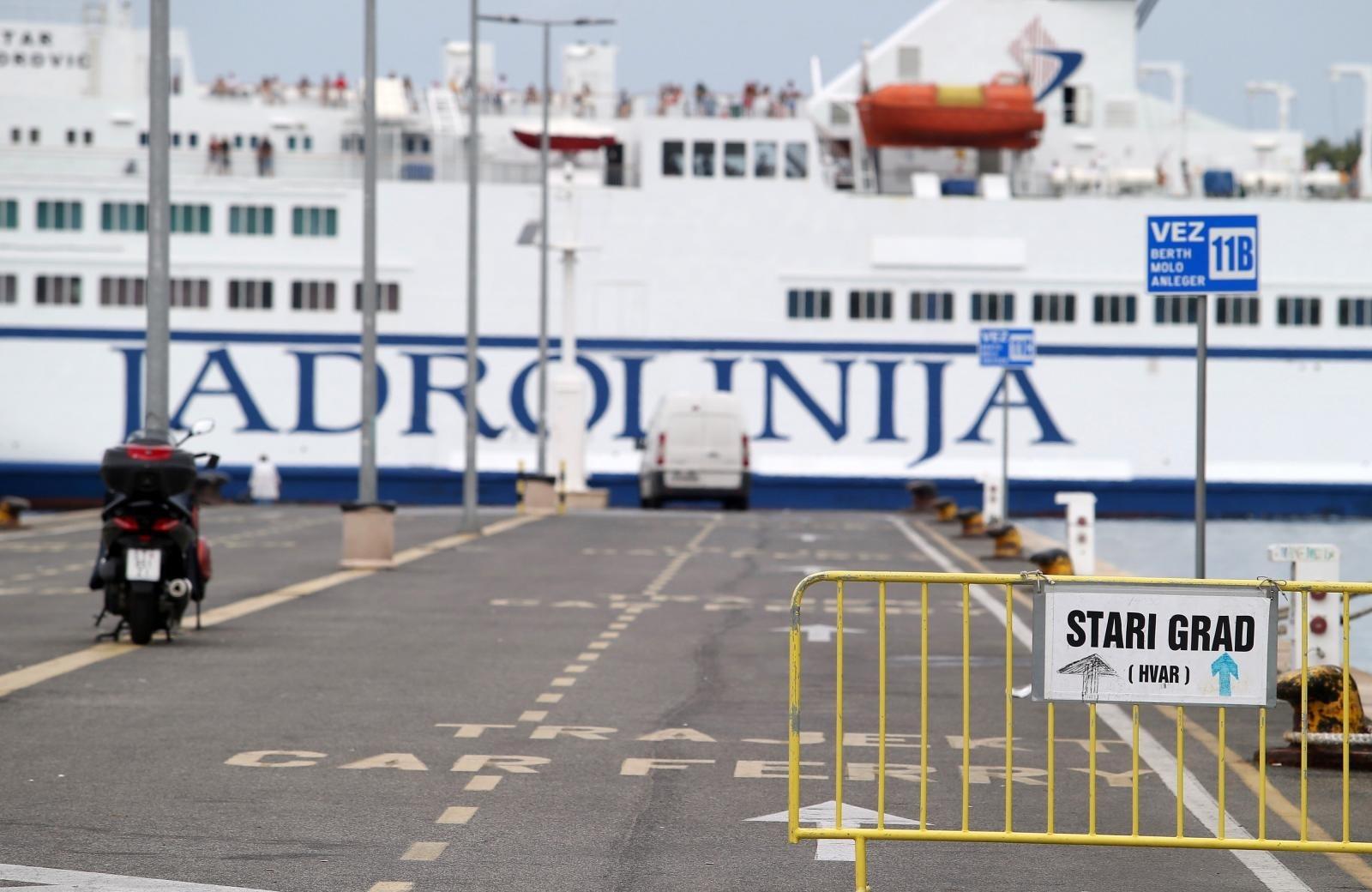 U morskim lukama najmanje ljetnih putnika u zadnjih deset godina