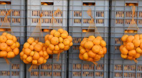 Maska i piling za lice od kore mandarine