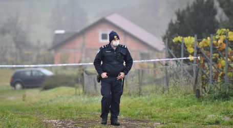 Međimurska policija u izgorenom autu pronašla mrtvo tijelo