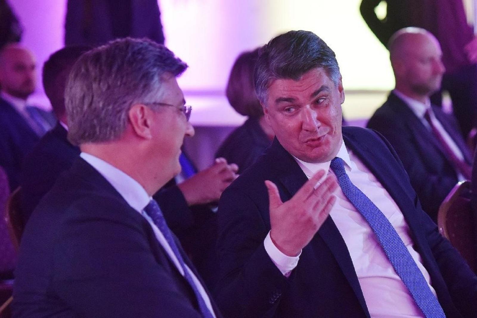 Milanović traži da se VNS održi u zgradi Vlade