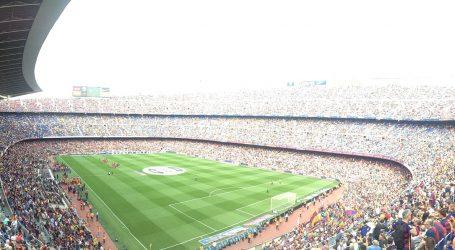Uvjerljiva Barcelona, a Budimir dva puta zaprijetio protivničkom golu