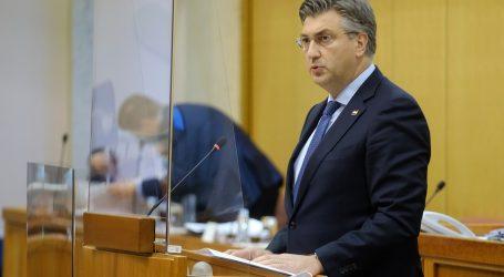 Plenković brani proračun, oporba upozorava na rizik oslanjanja na EU