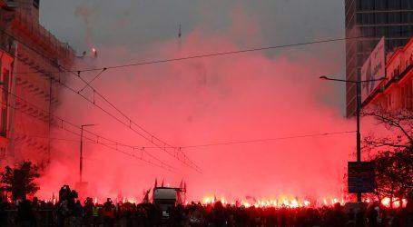 "Desničari se tukli s policijom u Varšavi: ""Naša civilizacija, naša pravila"""