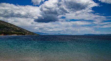 Na kopnu oblačno, na Jadranu pretežno sunčano