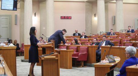 Sabor sljedeći tjedan donosi proračun, raspravlja o Ćoriću i Ovršnom zakonu