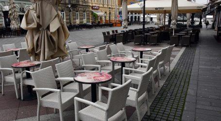 Od ponoći vrijede strože mjere: zatvoreni kafići, zabranjene svadbe…