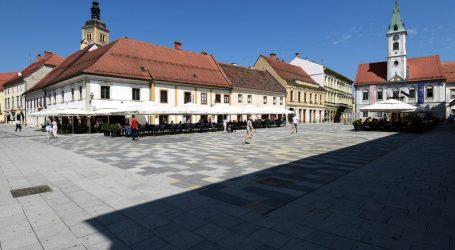 U Varaždinskoj županiji strože mjere, na pet dana zatvaraju se kafići