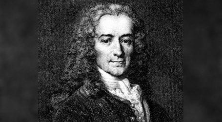 Voltaire – veliki prosvjetiteljski pisac i filozof