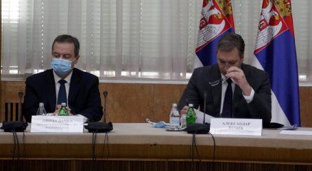 """Vučić: """"Čestitat ću Bidenu, ali za Srbiju bi bilo bolje da je pobijedio Trump"""""""