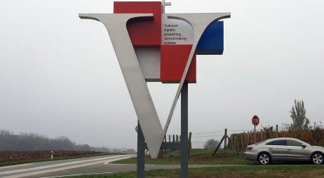 Na ulazima u Vukovar postavljene skulpture domovinskog pijeteta