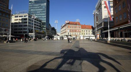 Prosječna zagrebačka neto plaća 7.730 kuna