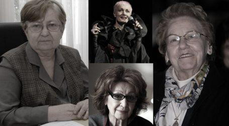 FELJTON: Pedeset žena koje su obilježile noviju hrvatsku povijest