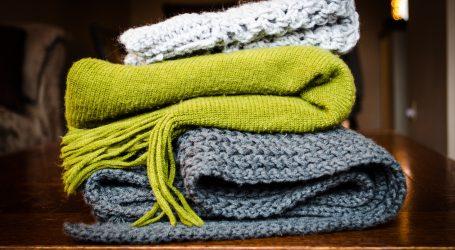 Devet jednostavnih načina vezanja zimskih šalova za dotjeraniji izgled