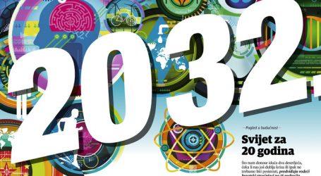 POGLED U BUDUĆNOST:  Svijet za 20 godina