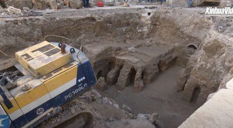 Jordan: Otkrivene iskopine rimskog kupališta i krematorija