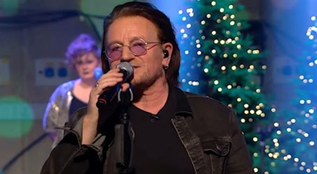 """U2 prvi put nakon 33 godine izveli pjesmu """"Christmas (Baby Please Come Home)"""""""