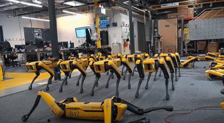 Hyundai Motor Group zbog kreiranja robota kupio Boston Dynamics