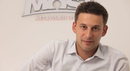 Petrov opet predsjednik Mosta, Marin Miletić potpredsjednik