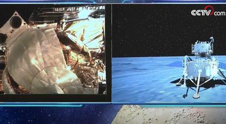 Lander misije Chang'e-5 se vratio u Mjesečevu orbitu