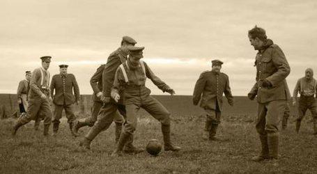 Božićno primirje: Bio je to dan kad je nogomet pobijedio rat