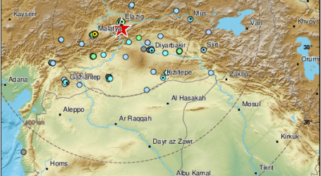 Snažan potres pogodio Tursku, još nema informacija o šteti