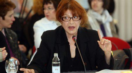 Preminula novinarka i aktivistica Vesna Kesić