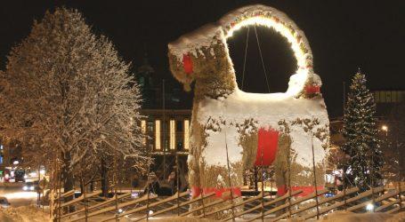 Neobični božićni običaji u svijetu: Velika koza od slame, divovski lampioni ili truli krumpir u cipelama