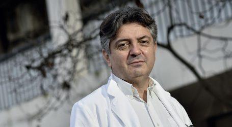 GORAN TEŠOVIĆ: 'Cjepivo je sigurno, ali antivaksere je teško u to uvjeriti jer su se pretvorili u politički pokret'