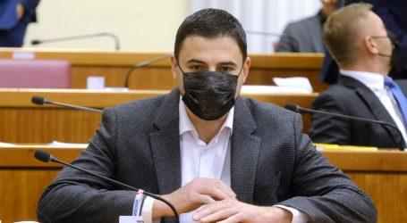 """HDZ: """"Izborni poraz Bernardića nije 'otrijeznio' da prestane sa sramotnim nastupima i obmanjivanjem javnosti"""""""