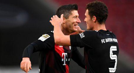Bundesliga: Vodeći trojac pobjedama zadržao pozicije