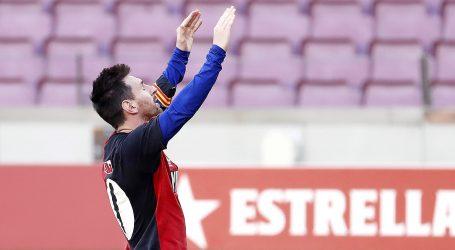Messi kažnjen sa 600 eura