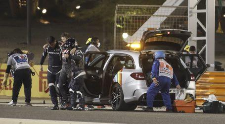 FIA pokrenula istragu o nesreći Romaina Grosjeana na VN Bahraina