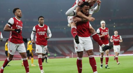 Prvo slavlje nakon osam kola: Arsenalu važna pobjeda protiv Chelseaja