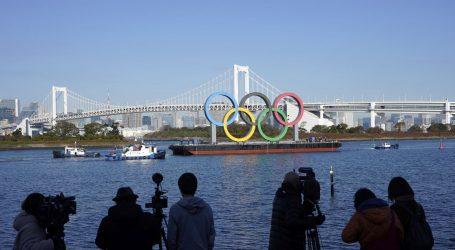 Olimpijski prestenovi vraćeni u Tokio